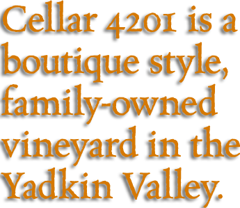 Cellar 4201 is a  boutique styl